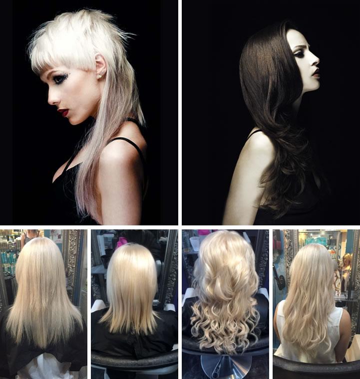 Hair Extensions Michael John Hair Artwork