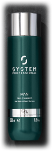 System Professional Triple Action Shampoo
