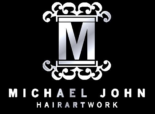 Michael John Hair Artwork Logo